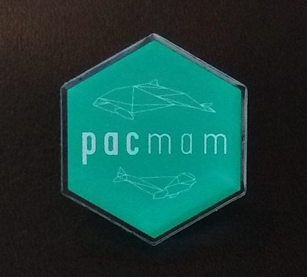 PacMam Pin